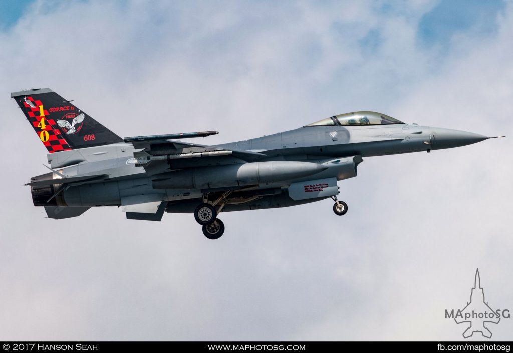 RSAF 140 SQN - MAphotoSG.com
