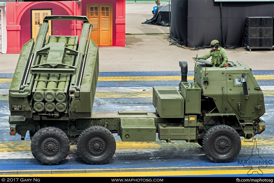 Army Open House 2017 at F1 Pit - Dynamic Defence Display (D3) Show