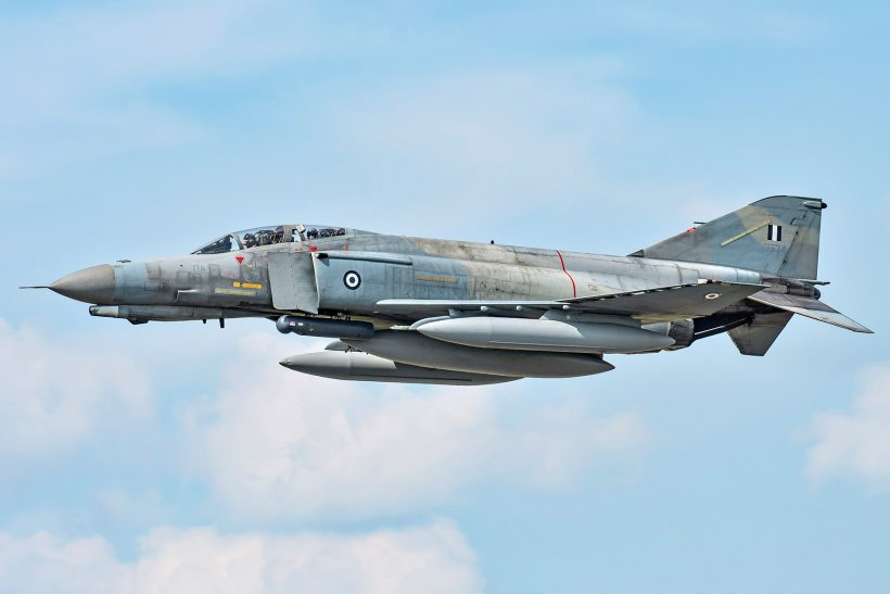 Hellenic Air Force F-4E Phantom II
