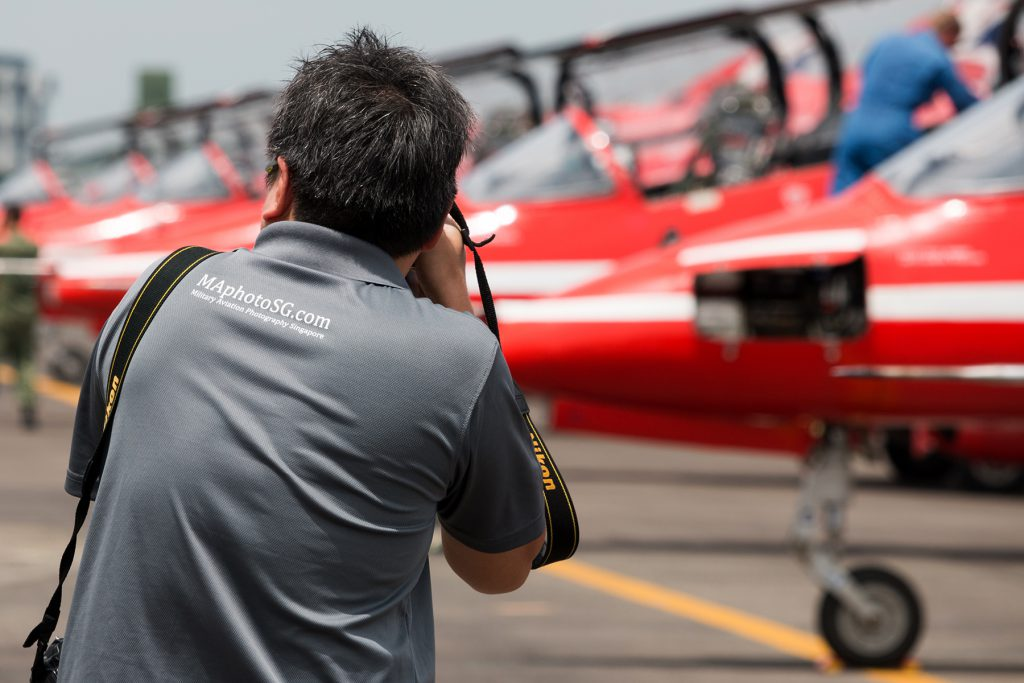 Aviation Event Photography service