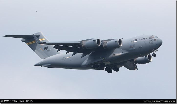 14.C17 landing
