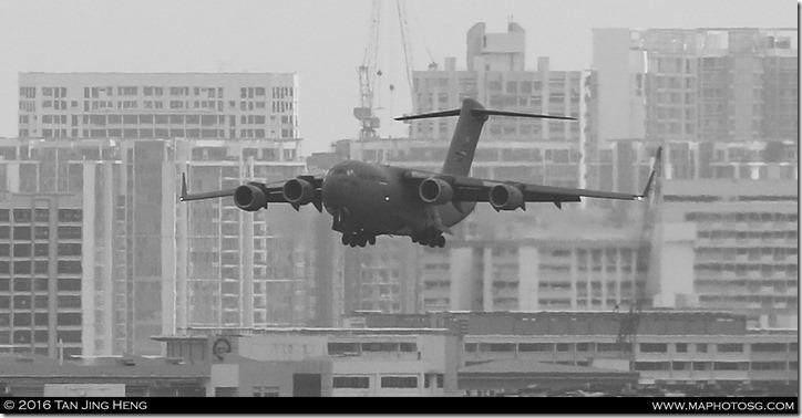 15.C17 landing