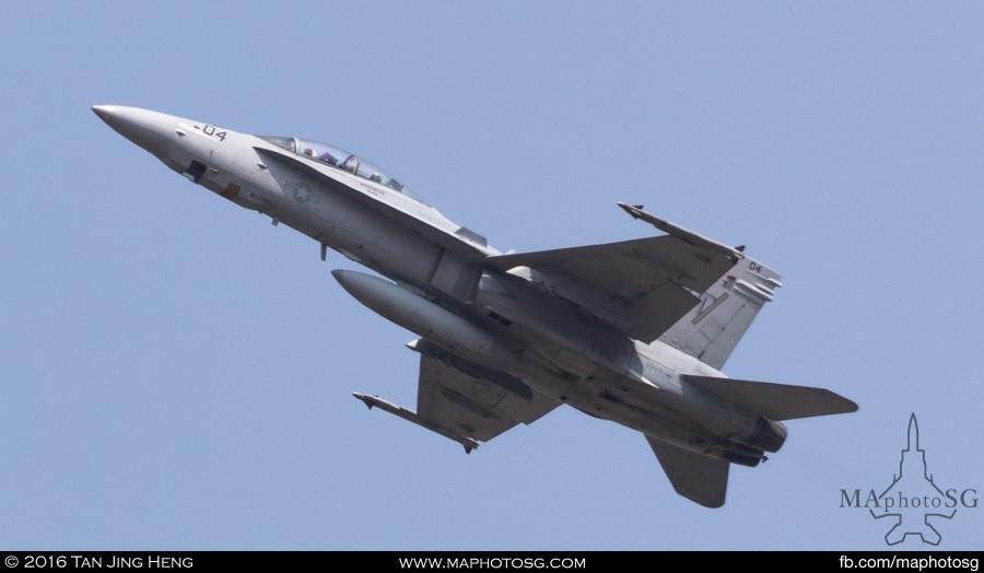 Command Sling 16-2 VMFA242 FA-18D