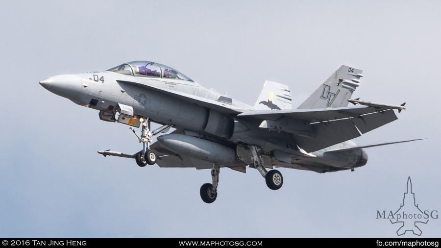 Command Sling 16-2 VMFA242 FA-18