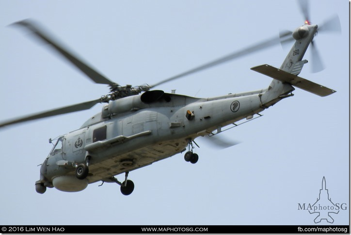 S-70B Seahawk Helicopter
