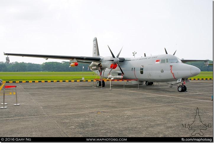 Fokker 50 Maritime Patrol Aircraft