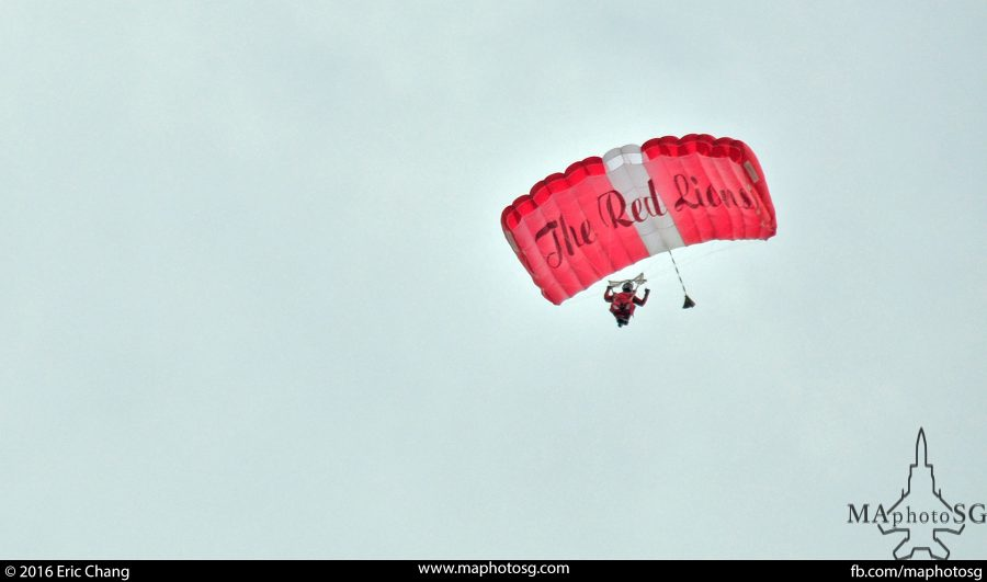 Red Lions, RSAF Open House 2011