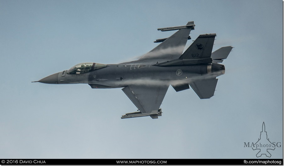 F-16C Escorting the unidentified aircraft