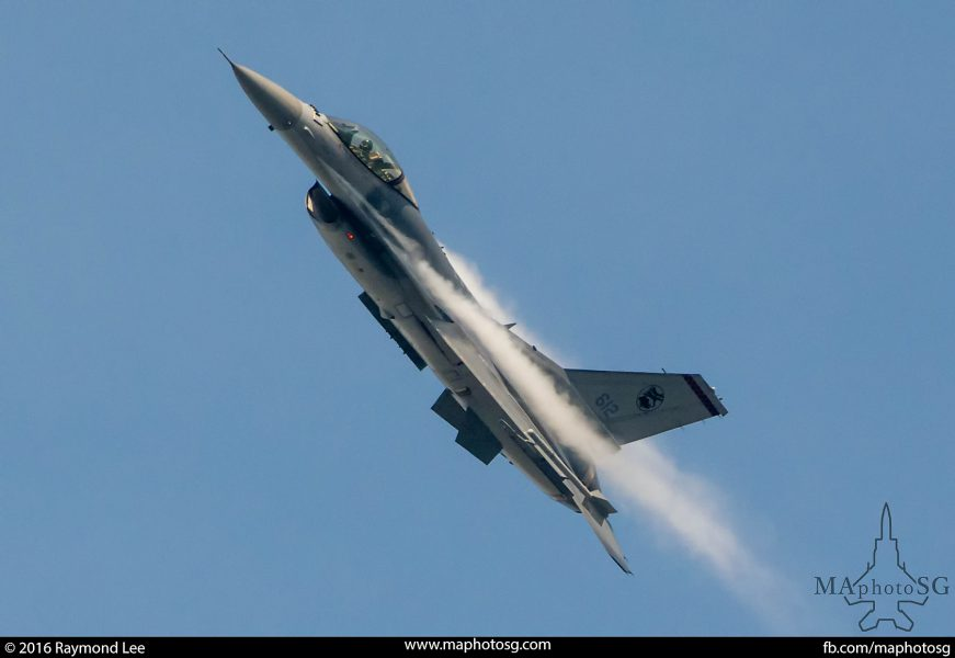 RSAF F16C RSAF OpenHouse