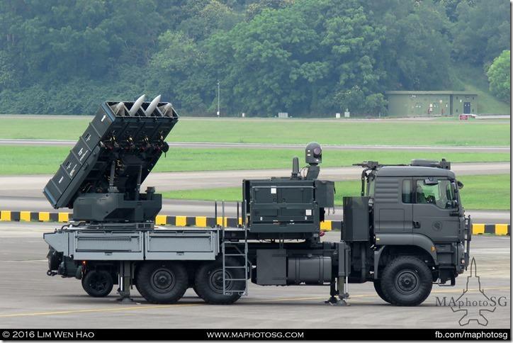 Rafael SPYDER Missile System
