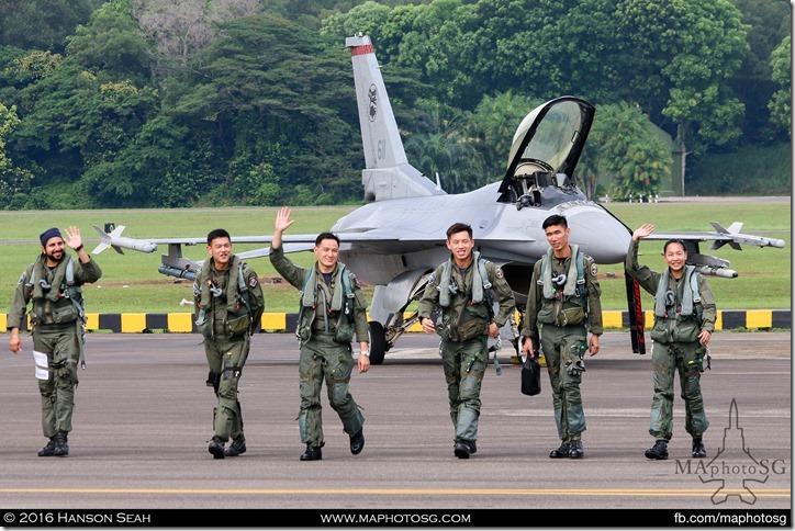 First Team of Aerial Display Pilots