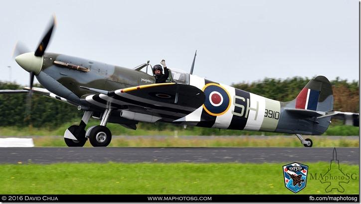 19 – Supermarine Spitfire