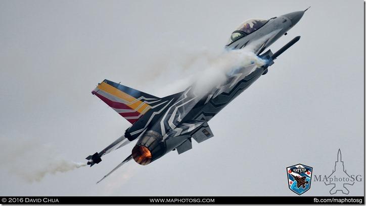 18 - Belgian Airforce F-16C MLU Fighting Falcon