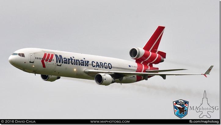 25 - Martinair Cargo MD-11