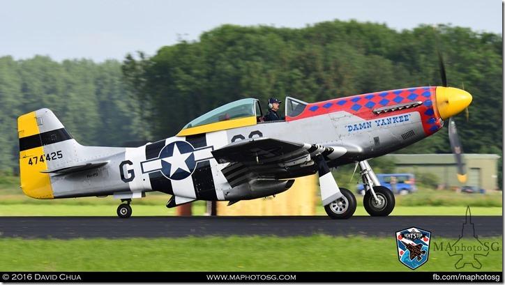 06 - North American P-51 Mustang