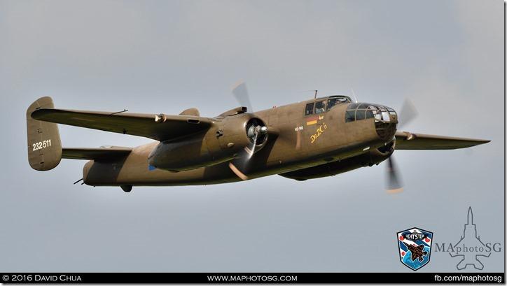 02 - North American B-25 Mitchell