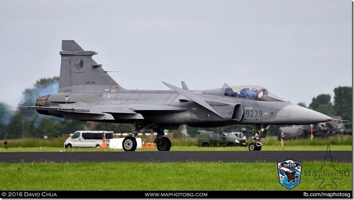 20 - Czech Air Force JAS-39 Gripen