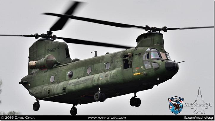 13 - Air Power Demo RNLAF CH-47 Chinook