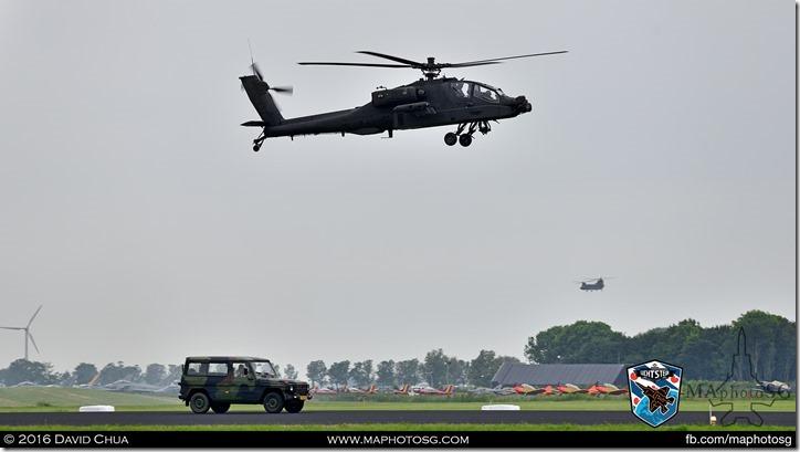 14 - Air Power Demo RNLAF AH-64D Apache