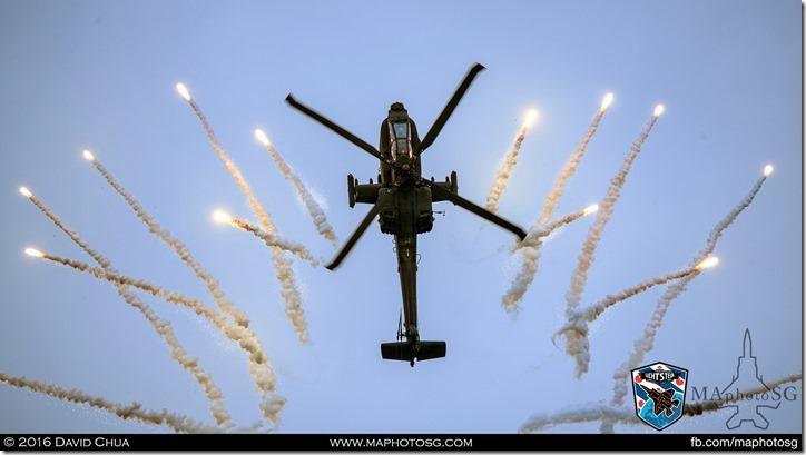 16 – AH-64D Apache Demo RNLAF