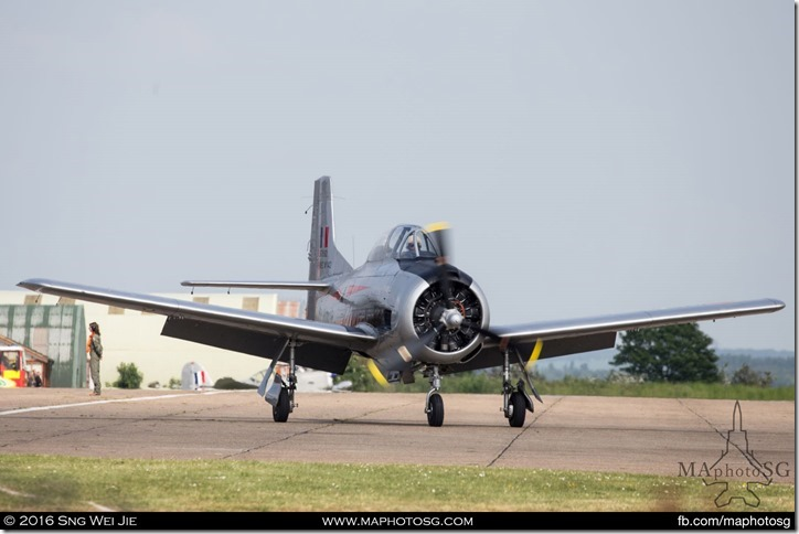 North American T-28 Fennec (Did not fly in the end)