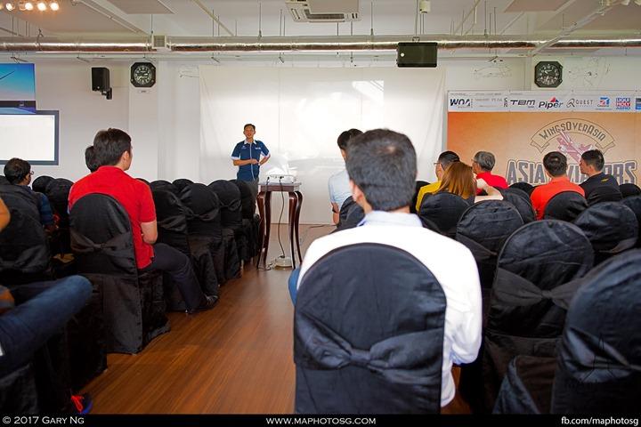 Talk at WingsOverAsia