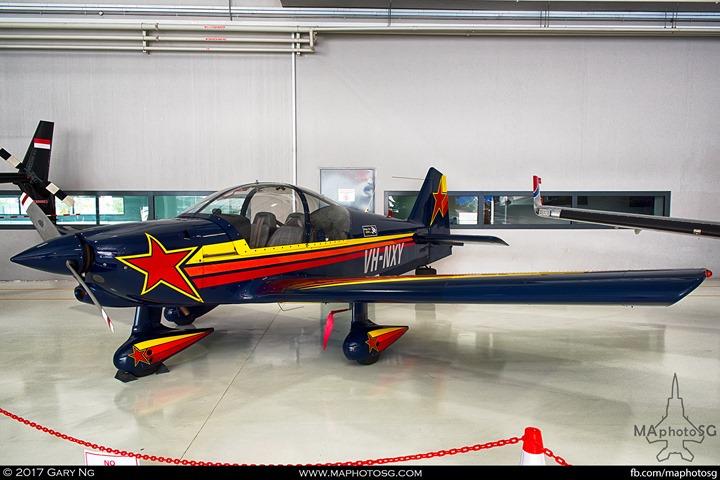 Robin R 2160 Alpha Sport at WingsOverAsia