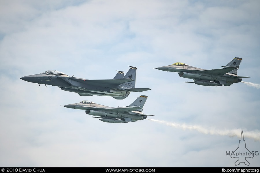 RSAF Aerial Display Team