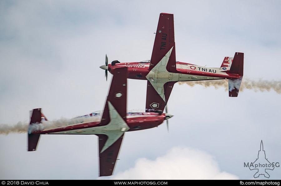 Indonesian Air Force (TNI-AU) - Jupiter