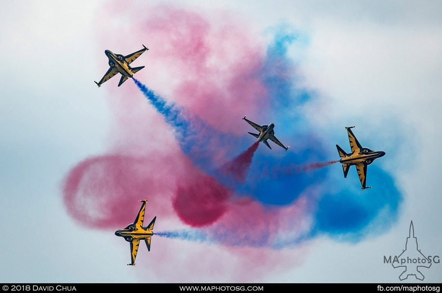 ROKAF Black Eagles