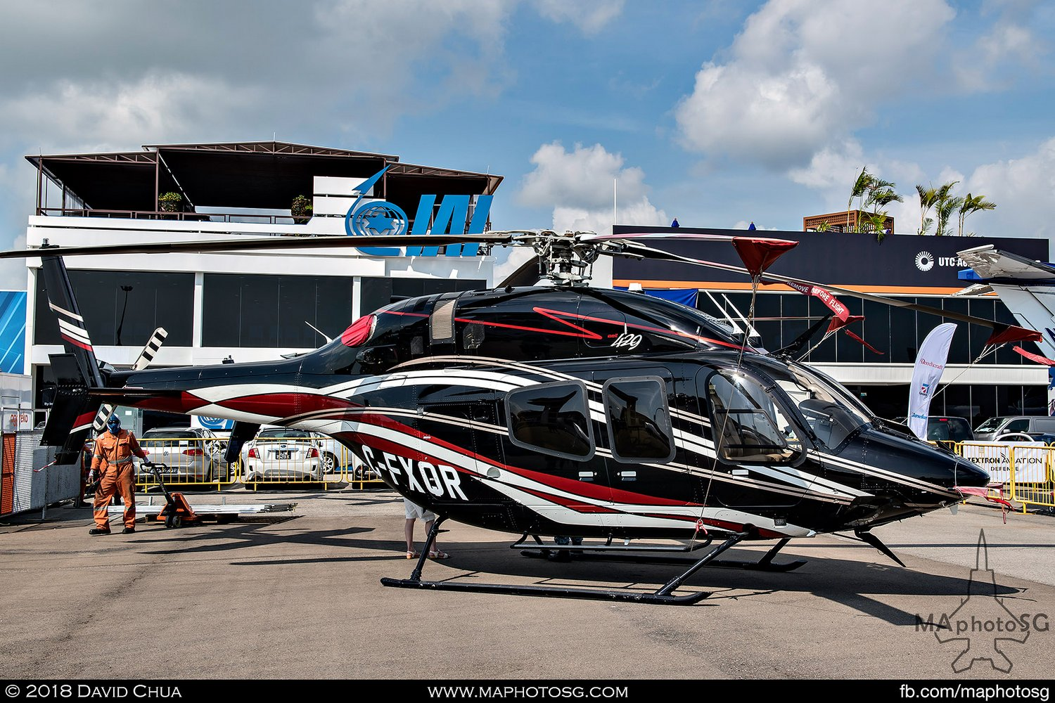 Bell Helicopters Bell 429 GlobalRanger (C-FXQR)