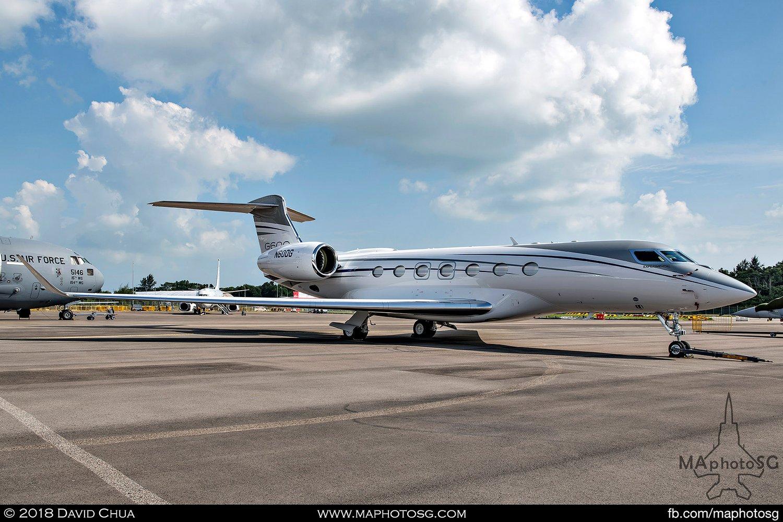 Gulfstream G600 (N600G)