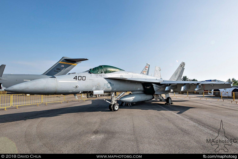 USN VFA-195 Boeing F/A-18E Super Hornet (400)