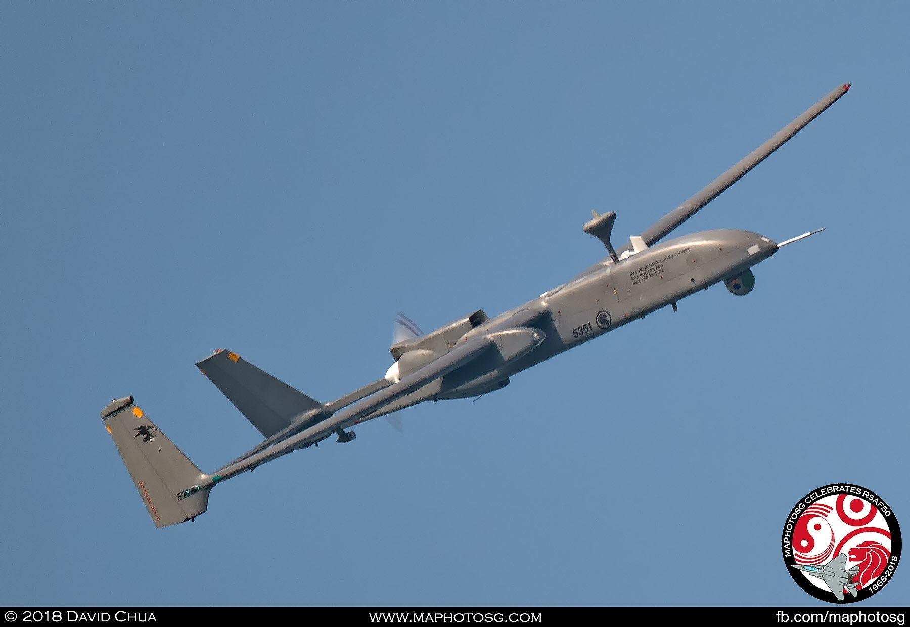 Heron1 UAV
