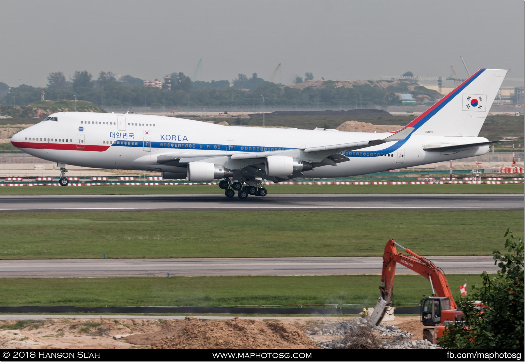 06. Korean Air Force 1