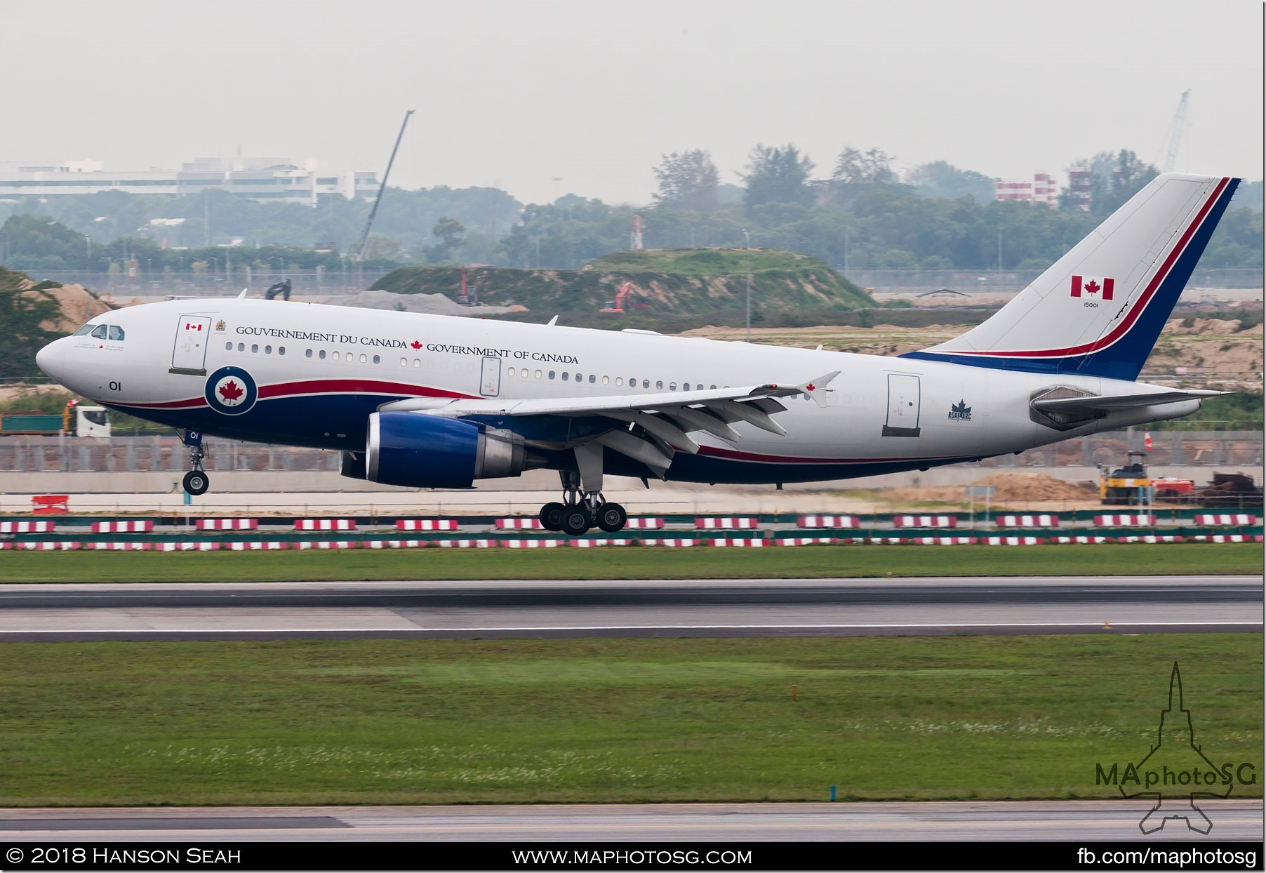 11. Government of Canada Airbus A310