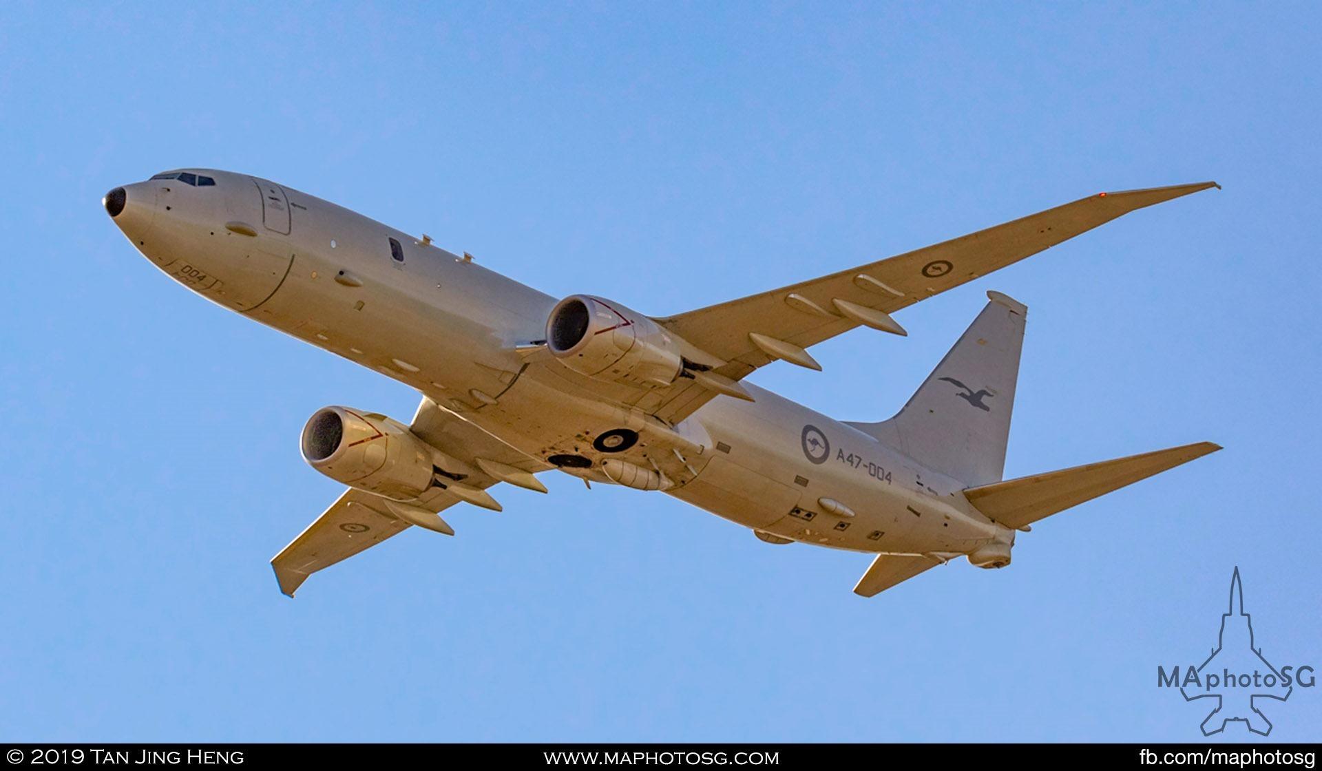RAAF P8A Poseidon
