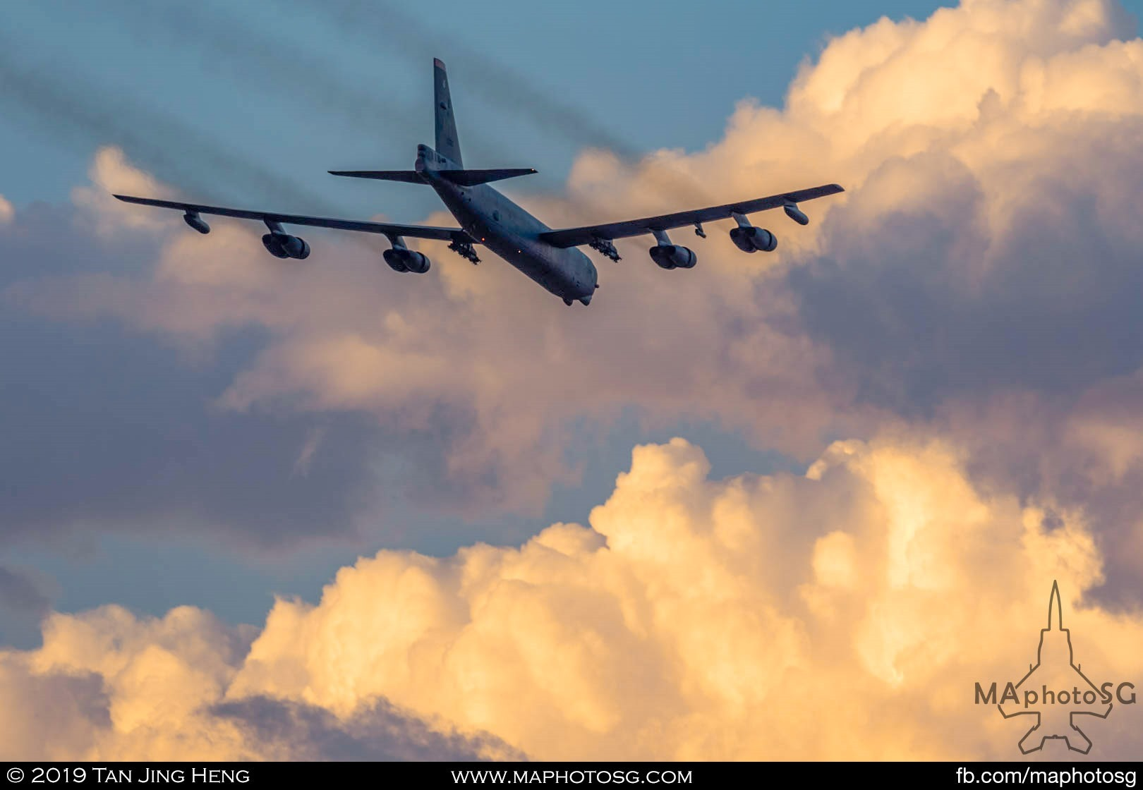 USAF B-52 Stratofortress