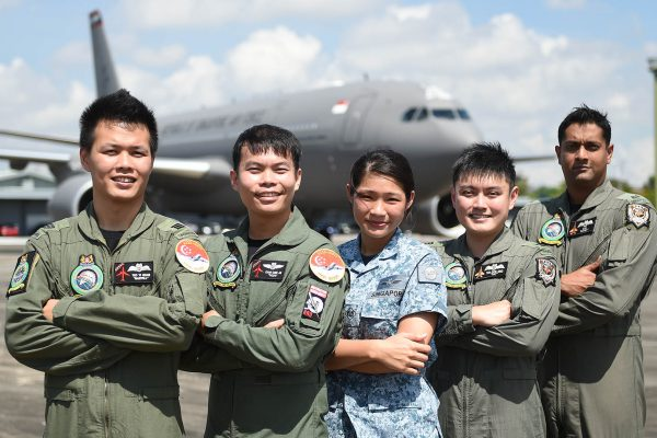 NDP 2019 RSAF Air Participation