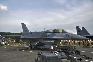 RSAF Open House 2011 - Eric Chang